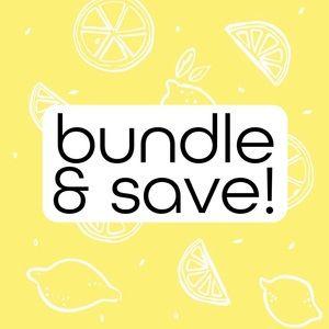 Bundle 2+ items for savings!